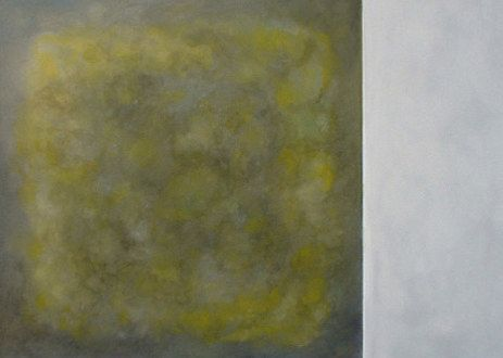 Grün- Gelb- Grau, 2004, Christian Eder