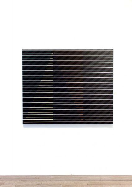 Christian Eder, Aussstellungsansicht, Galerie Leonhard, Graz