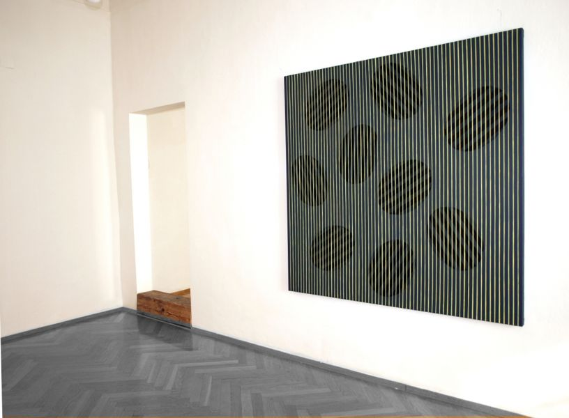 Ausstellung Vibrationen und Spaliere-Kulturzentrum der Minoriten Graz-2008