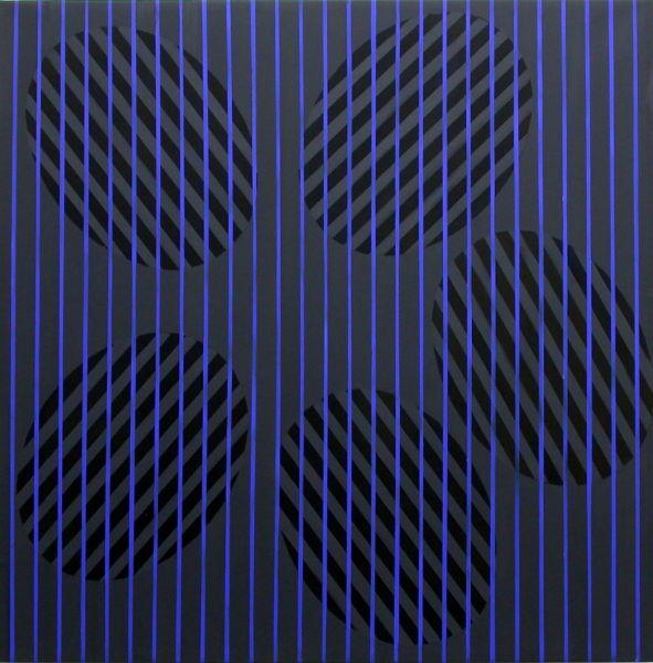 Blue, Galerie Artmark Wien