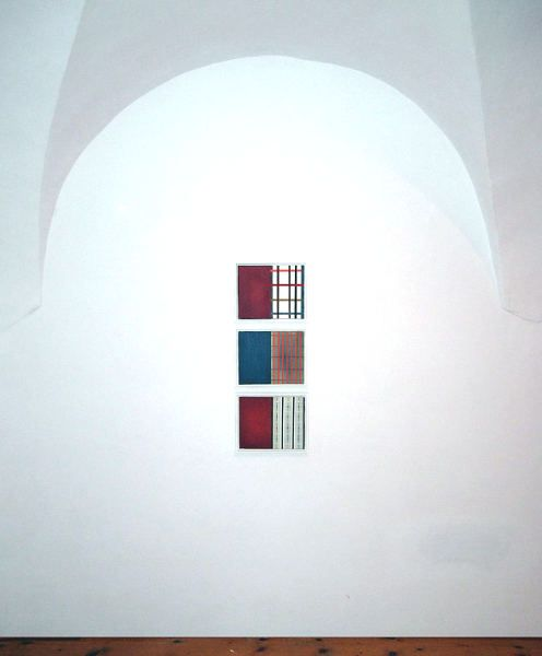 Kulturforum Schloss Wolkdersdorf - ausstellung eder