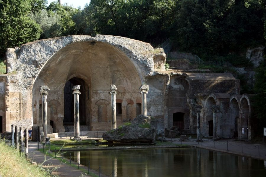 Christian Eder, Villa Adriana 2014, eder, art, photo