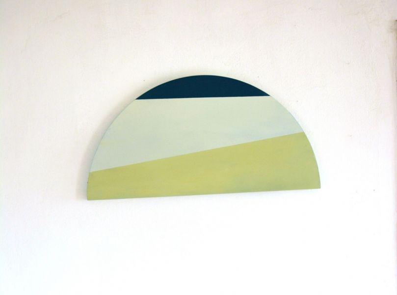 Illmitz, Ausstellungsansicht