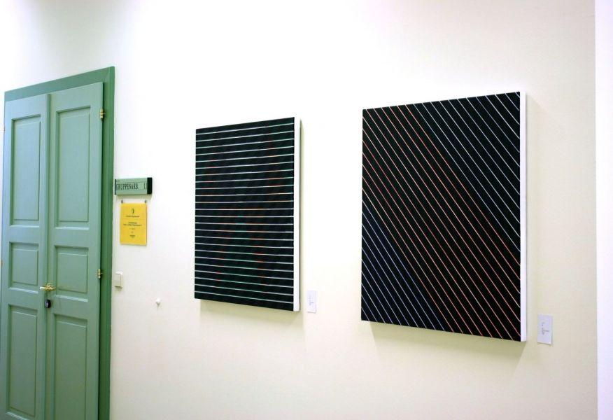 Krems-Ausstellungsansicht Donau-Universität