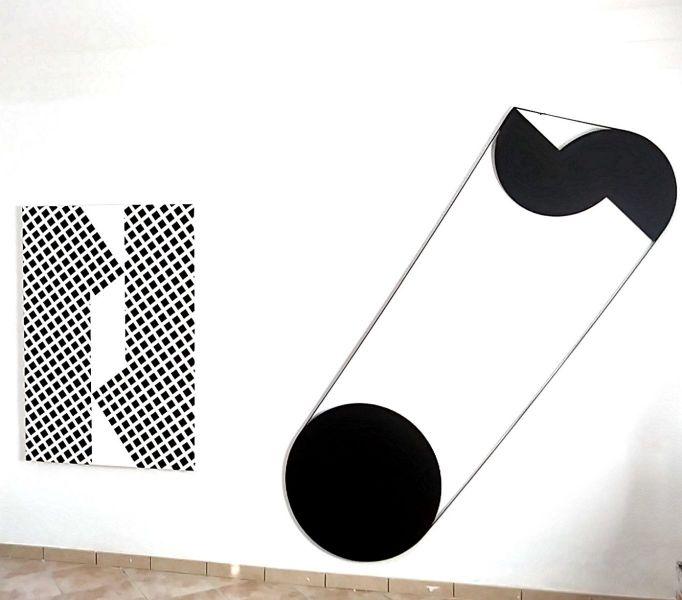 Christian Eder, Atelieransicht