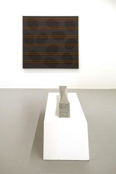 Linz-Ausstellungsansicht-Galerie Brunnhofer Linz