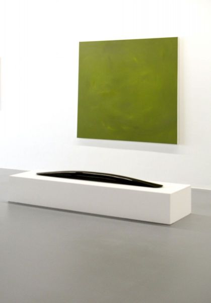 Abstraktion-Ausstellungsansicht-Galerie Brunnhofer