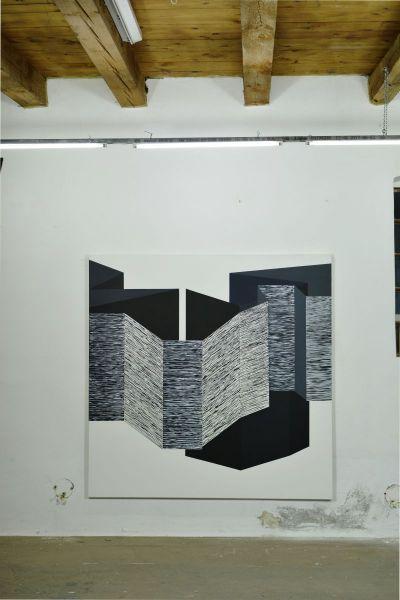 Linien- Flächen- Konstellation