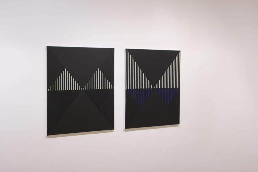 Künstlerhaus Klagenfurt-Ausstellungsansicht- Christian Eder-2015