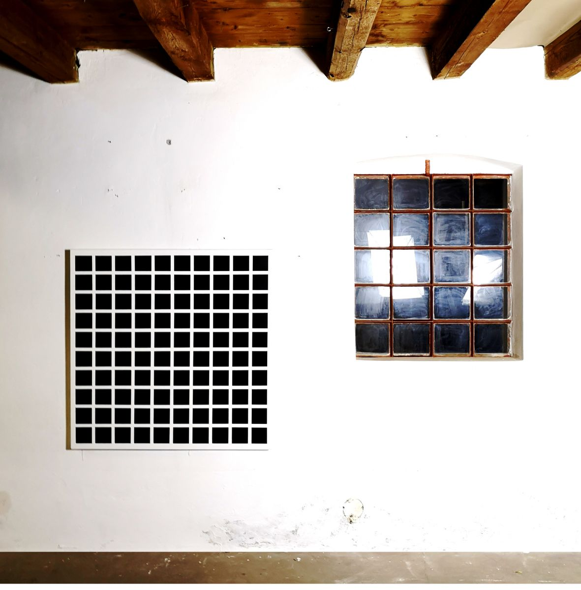 Artworks-exhibition-views Christian Eder