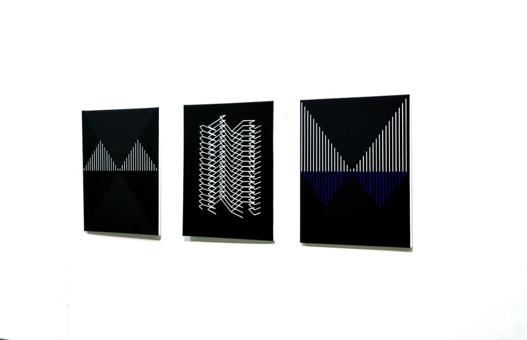 Ausstellungsansicht im Künstlerhaus Klagenfurt, Kärnten
