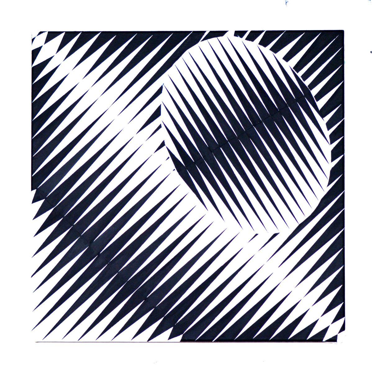 Diagonal-vertikal-Atelier Illmitz-Austria