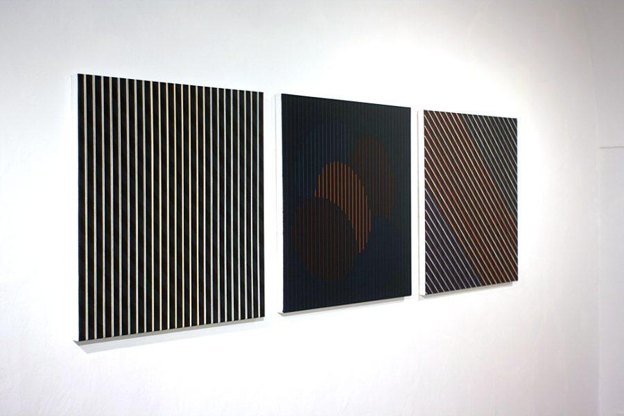 Ausstellungsansicht-Oberösterreichischer Kunstverein Linz
