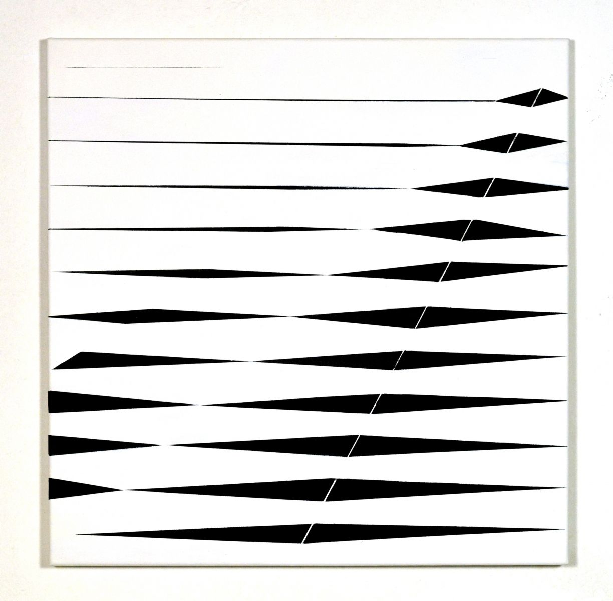 white and black-painting