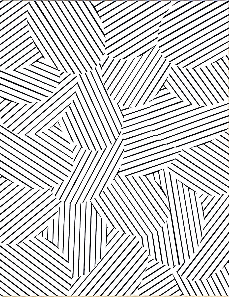 Schichtung-black and white