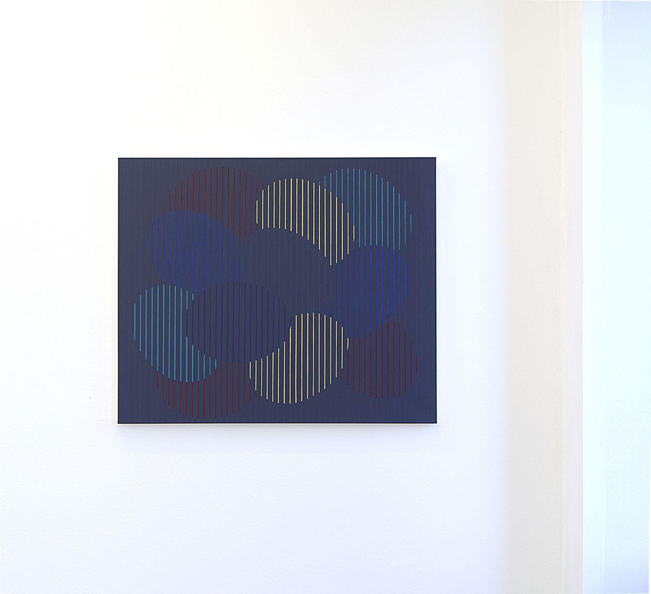 Ovalformation-Christian Eder-artwork-painting