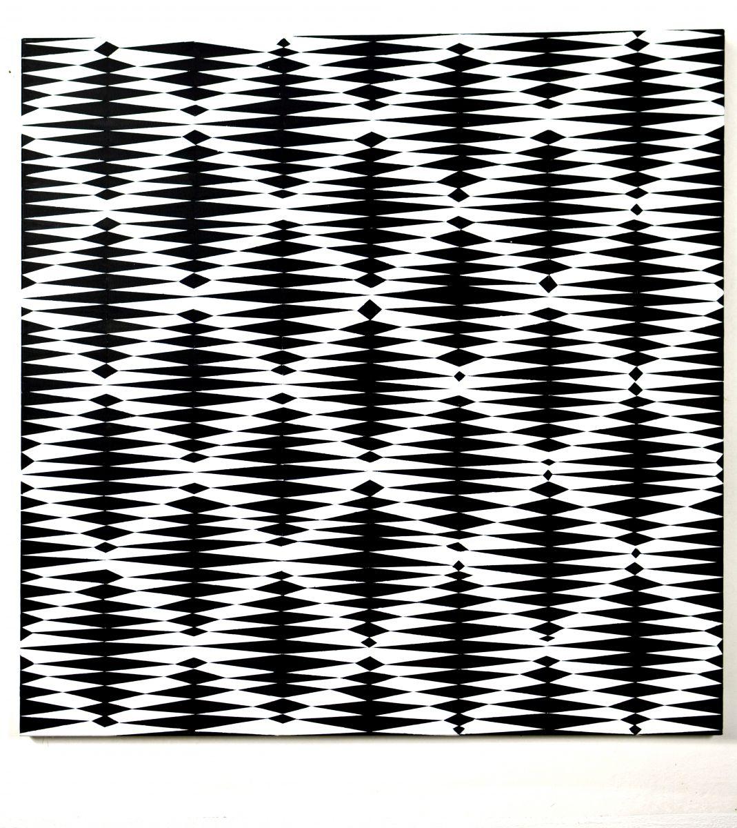 Perception-studio illmitz-black and white-painting