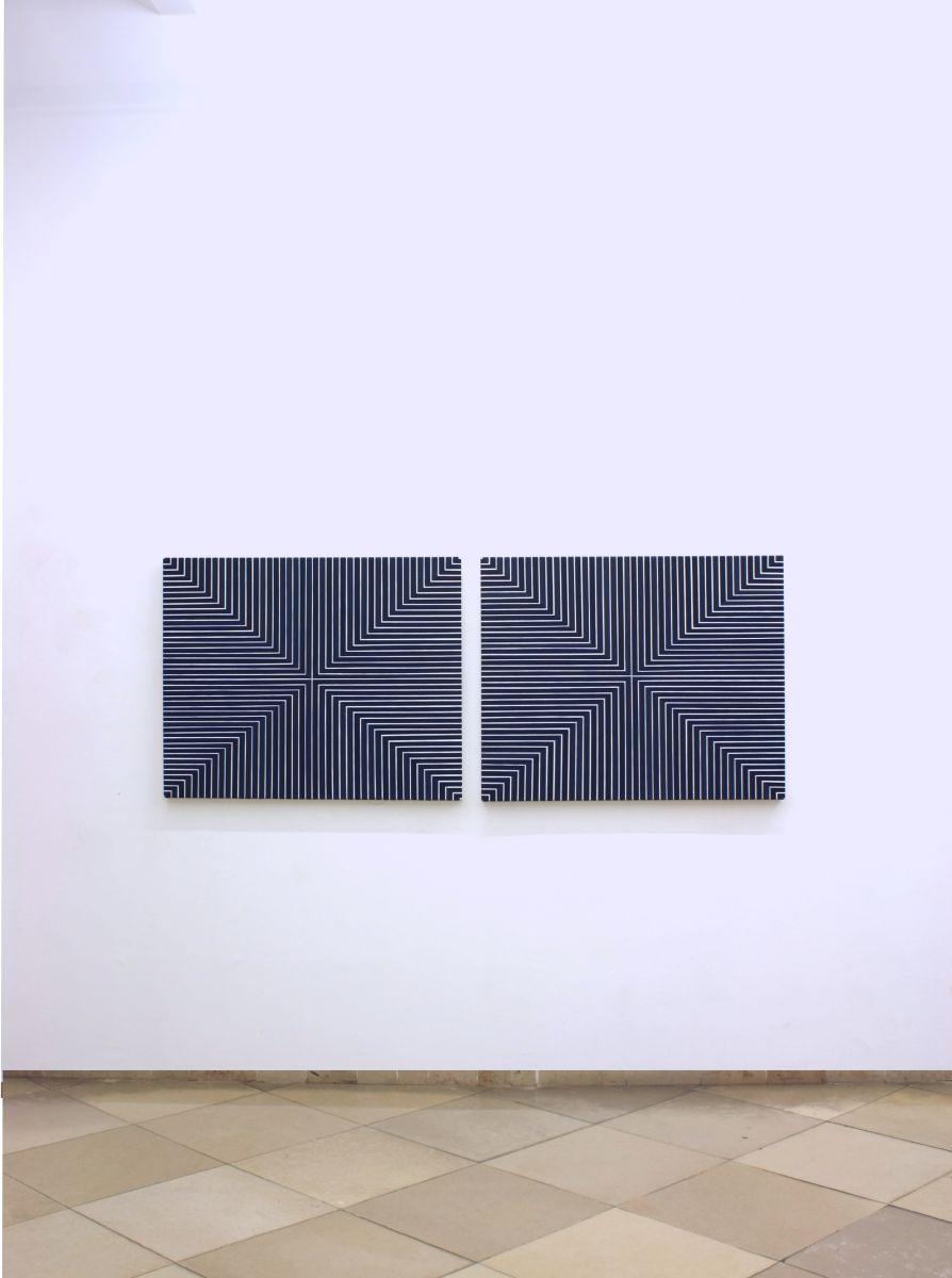 Ausstellungsansicht Galerie Artmark Wien-Christian Eder
